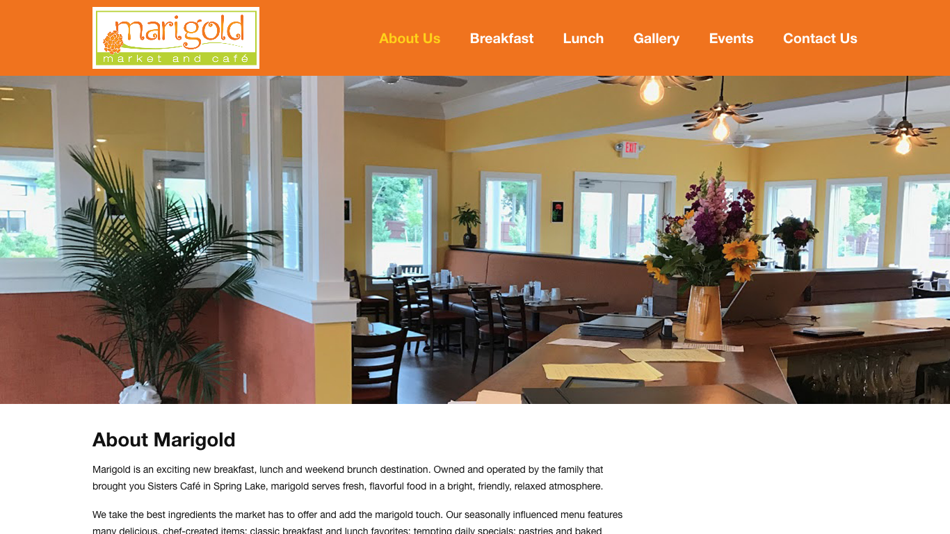 Kind Technology Services working with Marigold Market & Cafe